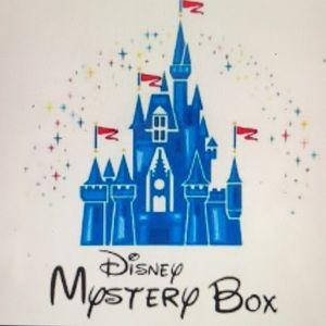 Girls Size L Disney Mystery Box